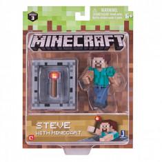 Set Figurina Minecraft seria 3, multicolor