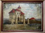 """Safarian - Biserica """"Sfântul Gheorghe"""" din Suceava (Biserica Mirăuți), Peisaje, Ulei, Altul"""