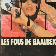 Gerard de Villiers - SAS no.74: Les fous de Baalbek