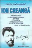 Ion Creanga - Pagini alese, comentarii literare, sinteze, critica, personaje...