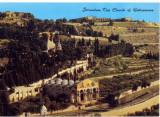 AD 1103 C. P. VECHE -IERUSALEM, THE CHURCH OF GETHSEMANE -IERUSALIM -ISRAEL, Necirculata, Printata