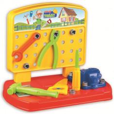 Banc de lucru Handy Tommy 28 piese Ucar Toys UC131