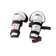 Protectii genunchi Ufo, culoare alb Cod Produs: MX_NEW GI02040W