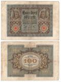 bancnote 100 mark 1920 -Germania