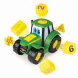 John Deere - Tractoras cu forme si cifre