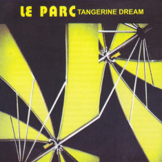 CD Electronic: Tangerine Dream - Le Parc ( 1985 )
