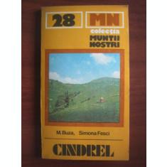 Colectia muntii nostrii - Cindrel , M. Buza , 1983