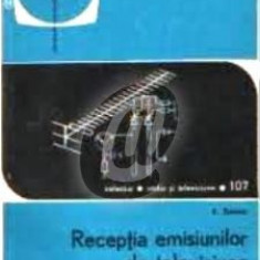 Receptia emisiunilor de televiziune in UIF, vol. 2