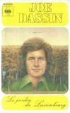 Caseta audio Joe Dassin – Le Jardin Du Luxembourg, Casete audio
