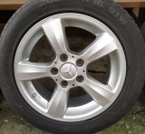 Roti/Jante Mercedes 5x112, 205/55 R16, C Class, E Class
