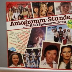 Autograph – 20 Songs – Selectii (1979/Polydor/RFG) - VINIL/
