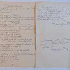 V. MILITARU, ADRESATA PAULINEI G. ENESCU, 4 IUNIE 1927