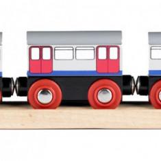 Trenulet metrou PlayLearn Toys