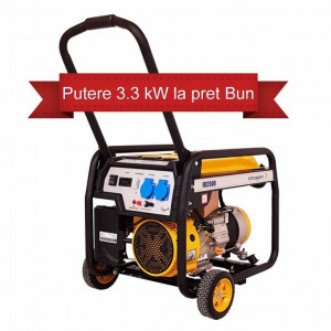 Generator curent electric Stager 3.6 kW FD4000E