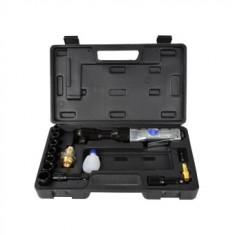 Cheie pneumatica profesionala Geko G00581, valiza si chei tubulare 9-19 mm