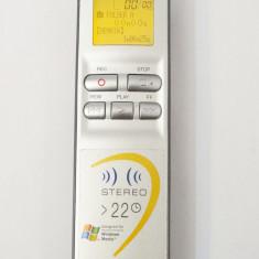 Reportofon digital stereo Olympus DS-2 cu ecran iluminat si difuzor