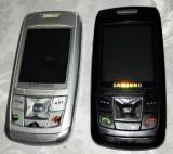Samsung SGH-E250 (cu baterie si incarcator), Negru, Neblocat, NU