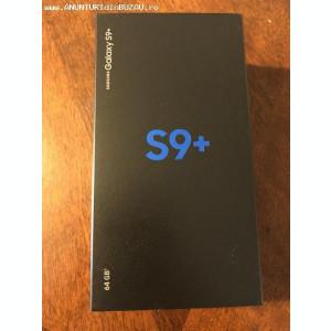 Vand Samsung Galaxy S9+ cu factura si garantie inclusa.