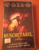 MUSCHETARUL  - Film Caseta Video VHS