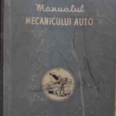 MANUALUL MECANICULUI AUTO - P.A. KOLESNIK SI COLAB.