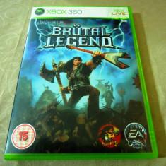 Brutal Legend, Xbox 360, original, alte sute de titluri