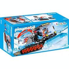 Playmobil Family Fun - Vehicul de deszapezire