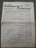 Ziarul Natiunea romana 19 mai 1946