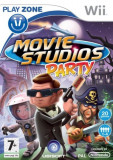 Joc Nintendo Wii Movie Studio Party - B