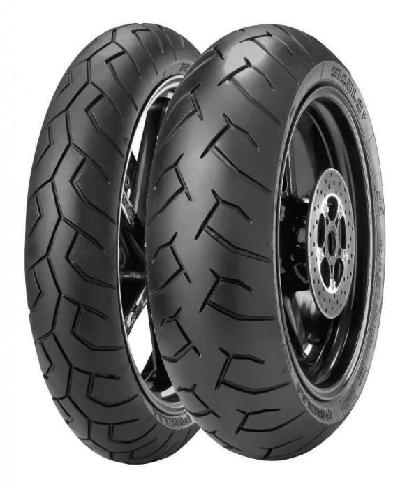 Anvelopa Pirelli Diablo SuperSport 120/70ZR17 (58W) TL Cod Produs: MX_NEW 1430700PE