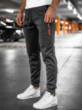 Pantaloni de trening grafit Bolf JX8737