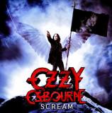 Ozzy Osbourne Scream (cd)