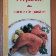 PREPARATE DIN CARNE DE PASARE 1997