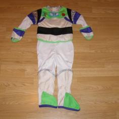 Costum carnaval serbare aviator astronaut toy story pentru copii de 2-3-4 ani, 2-3 ani, Din imagine