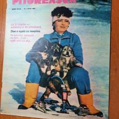 romania pitoreasca martie 1990
