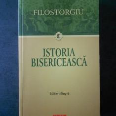 FILOSTORGIU - ISTORIA BISERICEASCA