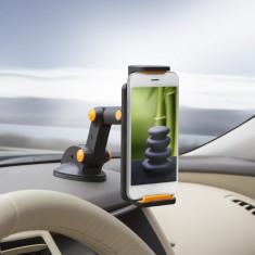 Suport telefon profesional - portocaliu