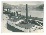 5136 - ORSOVA, ships, Romania - old real Press PHOTO ( 21/15 cm ) - 1920