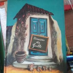 Zinziras die Grille – Nicolaou, Carola & Schirrow, Renate