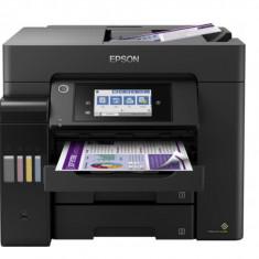 Multifunctional inkjet color ciss epson l6570 dimensiune a4 (printare copiere scanare fax) viteza 32 ppm