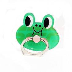 Suport tip inel pentru telefon mobil frog