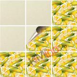 """Sticker Autocolant Faianta Decorativa """"Kitchen Design"""" model K-FAI-30 (pret/bucata)"""
