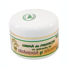 Crema Protectie Tataneasa si Galbenele Abemar Med 50gr Cod: 10947