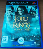 The Lord of the Rings the Two towers, PS 2, original, alte sute de titluri