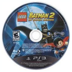 Lego Batman 2: DC Super Heroes - PS3 [Second hand] disc, Actiune, Toate varstele, Multiplayer