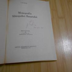 I. D. SUCIU--MONOGRAFIA MITROPOLIEI BANATULUI - 1977
