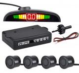 Cumpara ieftin Senzori parcare cu display LED,negru