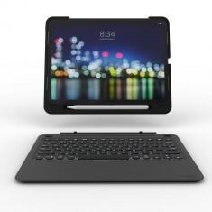 "Tastatura iluminata ZAGG Slim Book Go pentru Apple iPad Pro 11"" Black"