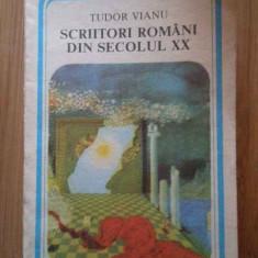 Scriitori Romani Din Secolul Xx - Tudor Vianu ,298373