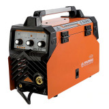 Aparat de sudura tip invertor MIG/MAG/MMA Ural Mash Campion, 310 A, electrod 1.6-4 mm, afisaj digital, masca, clesti