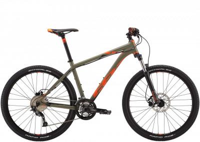 "Bicicleta Mtb 27.5 Felt 7 Seventy, Kaki/portocaliu, 20"" - 77016MB20 foto"
